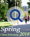 Spring 2018 Searchable schedule - guest