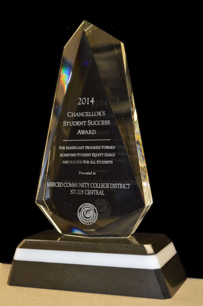 Chancellor's Student Success Award